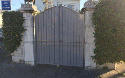 Découvrez une nouvelle restauration de portail par Stc-az