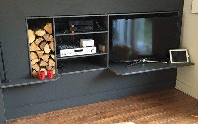 Création meuble sur-mesure