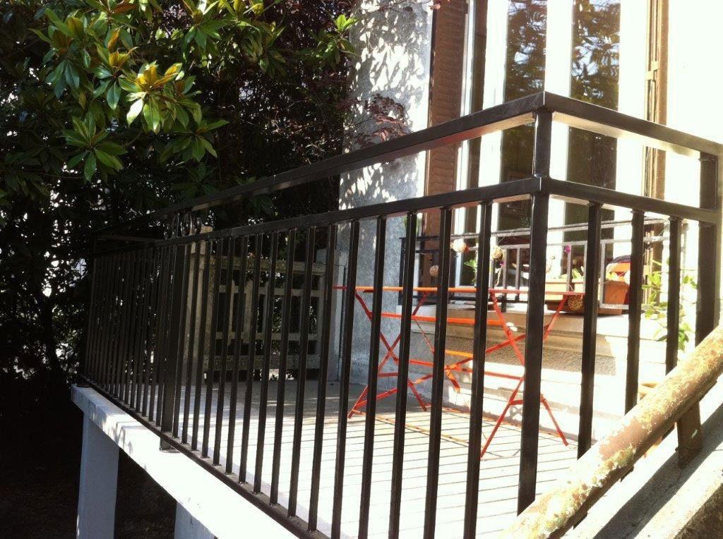 garde corps balcon stc az. Black Bedroom Furniture Sets. Home Design Ideas