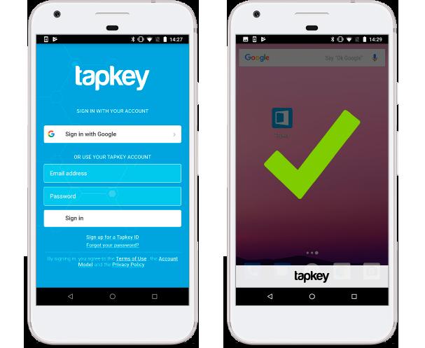 App Tapkey