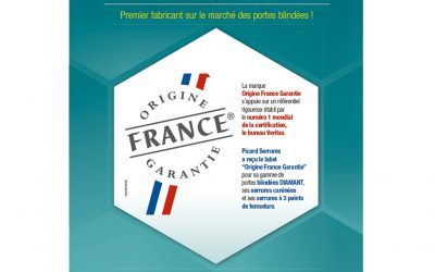 Picard obtient le « Label Origine France Garantie »